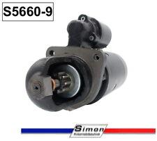 Anlasser für Case IHC 321 523 431 724 844 891 mit 9V Poweranker Schnelldreher