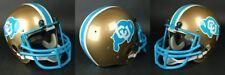 COLORADO BUFFALOES 1982-1984 Vintage Riddell TK Suspension Football Helmet