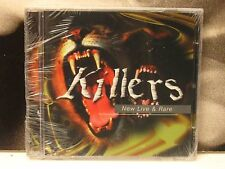 KILLERS ( DIANNO / IRON MAIDEN ) - NEW LIVE & RARE 2 CD FORATO / DRILL HOLE