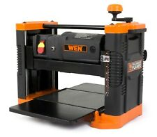 WEN 6550T 12.5-Inch Heavy Duty Benchtop Thickness Planer Adjustable Height