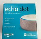 Echo Dot 3rd Gen - Smart speaker With Alexa-Plum Far-Field Voice Control