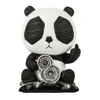 Mighty Jaxx x CACOOCA Panda Ink Huat The Lucky Mini Resin Figure Model Toy 15cm