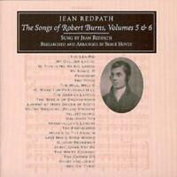 Jean Redpath : The Songs of Robert Burns Vols 5 & 6 CD (1999) ***NEW***