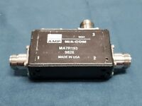 AMP M/A-Com _7R193 800 to 1000 MHz, 200 W, Type N (F-F-F) Coaxial Circulator