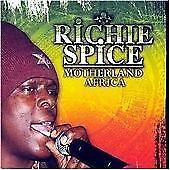 Richie Spice - Motherland Africa