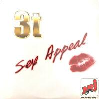 3T CD Single Sex Appeal - France (M/M - Scellé)