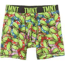 "Boxer Brief mens size L new waist 36-38"" Teenage Mutant Ninja Turtles"