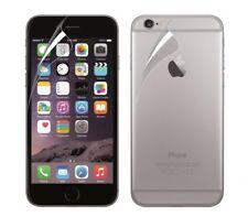 """2 X protector de pantalla Premium de la parte delantera y trasera Protector Escudo para iPhone 6S 4.7"""""""