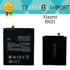 Bateria interna para Xiaomi mi A1 Redmi S2 Note 5a modelo Bn31 celdas originales