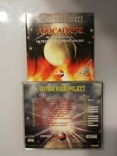 COMPILATION - VIRTUAL AUDIO PROJECT - APOCALYPSE (CYBERTRACKS)  -  CD
