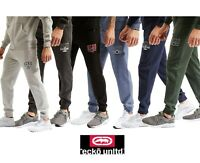 Ecko Unltd Joggers Fleece Mens Sweatpants HIPHOP Jogging Bottoms Gymwear RAM