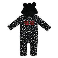 Body Recién Nacido Disney Mickey Mouse Pelele Mameluco En Pila Niño 3419