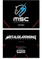 Metal Gear Rising Maverick Elastic Band Pp Document Folder