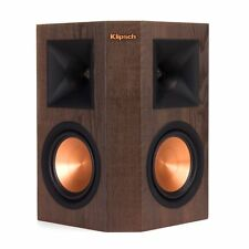 Klipsch RP-250S WALNUT COLOR Surround Speaker = 2 Speakers -  1 PAIR!!!