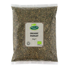 Organic Dried Parsley 2kg Certified Organic