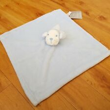 Primark Monkey Comforter Blue Soother Plush Soft Toy Early Days Blankie BNWT #B7