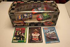 AUTOGRAPHED NASCAR RICHARD/KYLE ,LYNDA PETTY CARDS AND CARS LOT. DIECAST