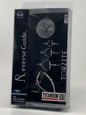 Fuji original T-RVTG30F6 Torzite Ring Titanium silver Frame Guide set Free SHP.
