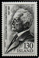 Photo Essay, Iceland Sc524 Composer Sveinbjorn Sveinbjornson (1847-1927), Music.