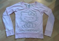 H&M HELLO KITTY AGE 12-13 YEARS PINK GIRLS TOP