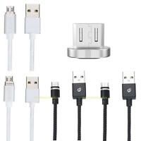 WSKEN X-Cable Magnetic Mini 2 Metal Micro USB Charge Cable For Android Cellphone