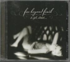 Far Beyond Frail - A Girl, Almost... CD