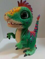 "Hasbro FurReal Friends T-Rex Munchin' Rex Interactive My Pet Dinosaur 12"""