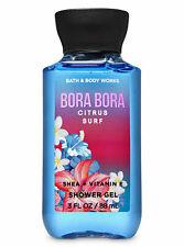 Bath and Body Works  BORA BORA Citrus Surf  Travel Size  Shower  Gel SHIPS FREE!