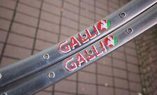 """GALLI  Rims / Clincher 28"""" 700C / 36 H / Silver / 485g / Drahtreifen Faltreifen"""