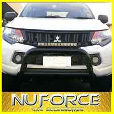MITSUBISHI TRITON MQ (2015-2017) - NUDGE BAR / GRILLE GUARD (BLACK)