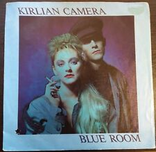 "Kirlian Camera ‎– Blue Room/Call Me 45 giri/7"" 1985 Italian Records ‎– EXIT 730"