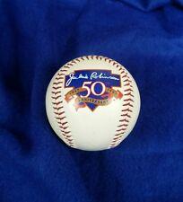 Jackie Robinson 50th Anniversary Collectors MLB Baseball