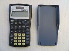 Texas Instruments Ti-30X Iis 2 Line Scientific Calculator Black