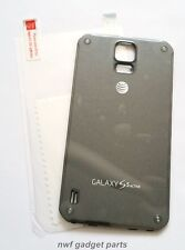 Oem Battery Door for Samsung Galaxy S5 Active G870A +S/P (At&T-Gray) Us~Seller