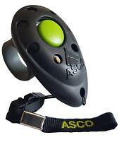 ASCO Finger Clicker für Clickertraining , Hunde Katzen Pferde Profi Klicker