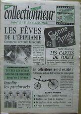 La Vie du collectionneur   N°7   2 jan 1992: Les feves Cartes de vœux