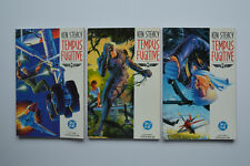 TEMPUS FUGITIVE BOOK 1,  3 & 4 GRAPHIC NOVELS