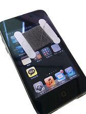 Metalic conductive thread etip gloves touchscreen Dark16.5ft Silver49.5ft