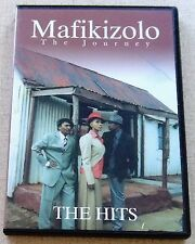 MAFIKIZOLO Journey The Hits DVD SOUTH AFRICA Region 2 DOES NOT PLAY IN USA