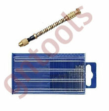 20pc micro hss mini perceuse et Archimedes twist drill jewelers watch maker & Airfix