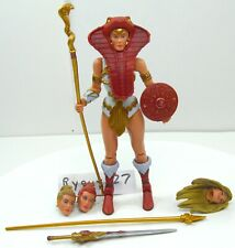 MOTUC, Teela, figure, Masters of the Universe Classics, complete, Ultimates