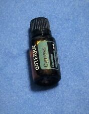 New doTERRA Cypress Essential Oil 15 ml  Exp 4/2024 Free Shipping