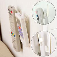 Crochet Durable Support D'Autocollant Télécommande Auto-Adhésif Porte De 2 Fo JE