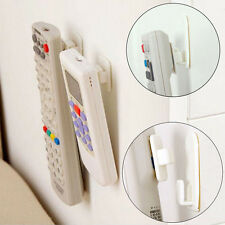2X Wall Door Self Adhesive Remote Control Sticker Durable Holder Hook Strong L9D