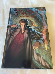 ANGEL: AFTER THE FALL VOLUME 1 HARDCOVER IDW