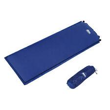 Weisshorn 190x54x6cm Single Self-Inflating Mat - Blue