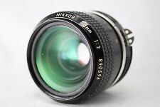 **Very Good** Nikon Lens Nikkor 35mm 1:2 **As Is**  #A011a