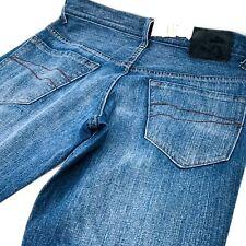 Gotcha Com Size 30X30 Straight Medium Denim Wash Jeans Mens