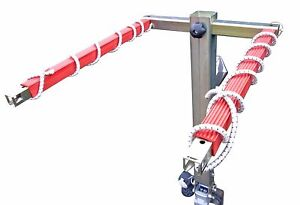 Bak-rak Towball  4/5 bike-rack that also works as a luggage carrier