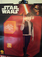 Disney-Star-Wars-Han-Solo-Childs-Large-10-12-Costume-Pretend-Play-Rubies-883163